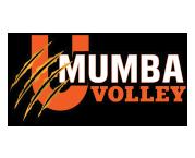 U Mumba Volley Logo