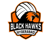 Blackhawks Hyderabad Logo